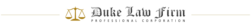 Duke Law Firm Professional Corporation Logo